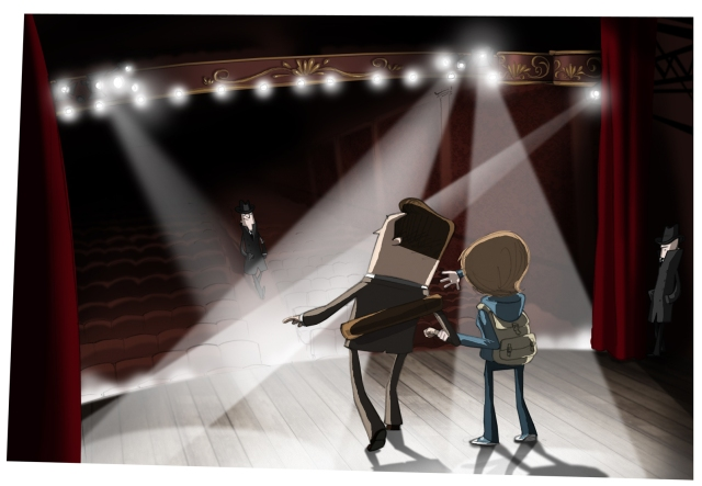 Onstage