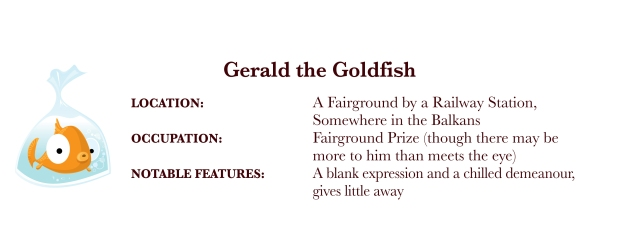 Gerald the Goldfish