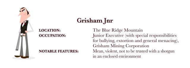Grisham Jnr
