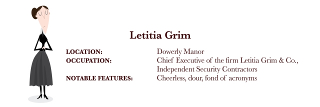 Letitia Grim