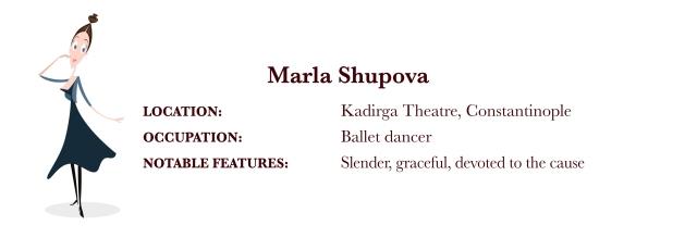 Marla Shupova