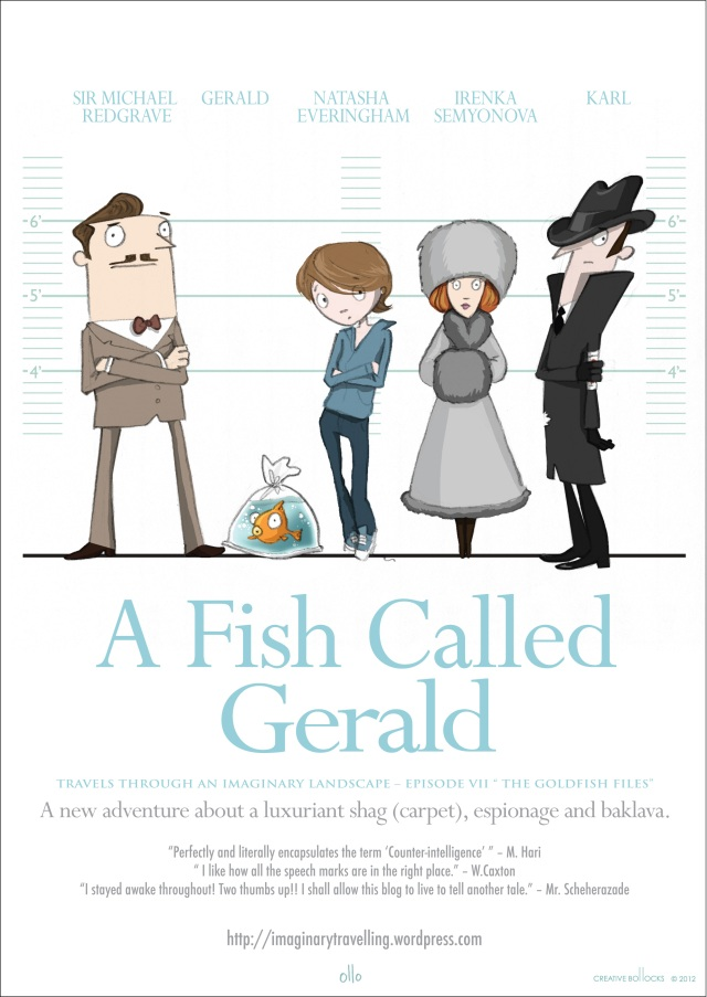 A Fish Called Gerald