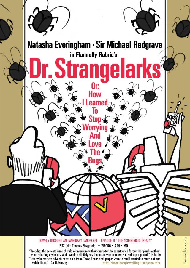 Dr Strangelarks