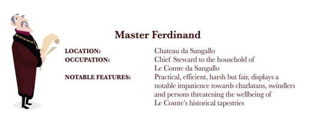Master Ferdinand