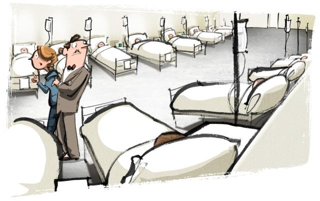 the silent ward